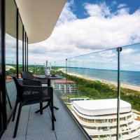 Balkon (© Radisson Blu Resort, Swinoujscie)