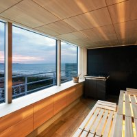 Sauna (© Radisson Blu Resort, Swinoujscie)