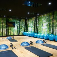 Gymnastikraum (© Radisson Blu Resort, Swinoujscie)