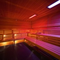 Sauna (© Radisson Blu Resort)