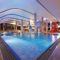 Schwimmbad (© Hilton Swinoujscie Resort & SPA)
