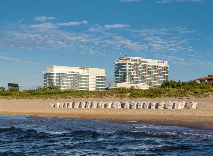 Hilton Swinoujscie Resort & SPA © Hilton Swinoujscie Resort & SPA